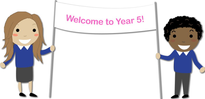 Welcome-to-Year-5