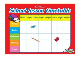 Lesson_timetable